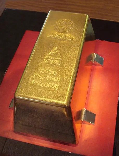 دانستی های طلا و شمش طلا